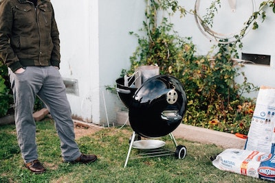 How to Secure Your Grill from the Wind