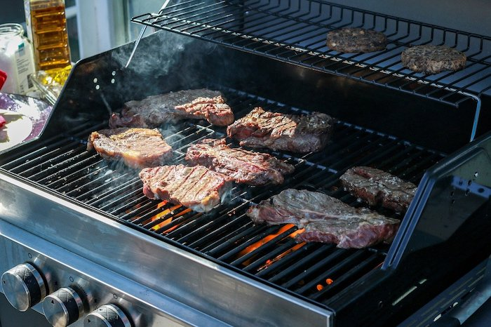 Is It Safe To Use A Gas Grill On A Wood Deck