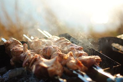 Best Charcoal Grills For Kebabs