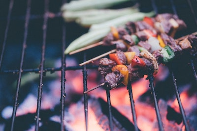 Best Charcoal Grills for Skewers